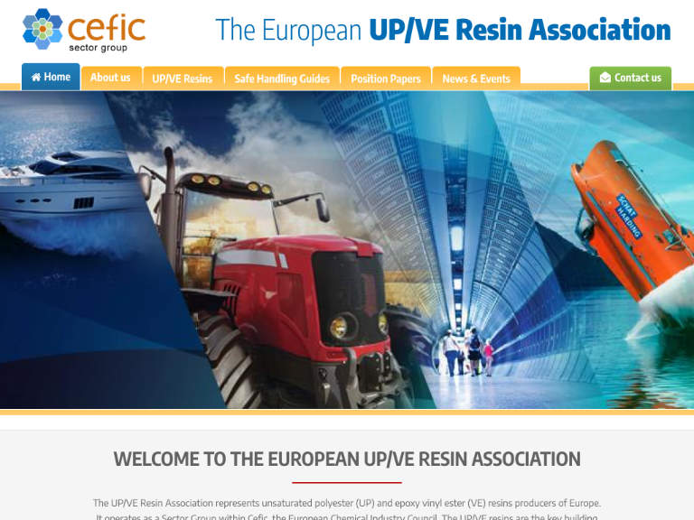 The European UP/VE Resin Association